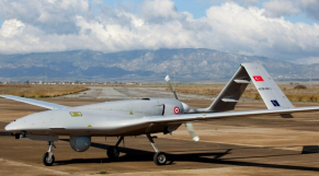 Drone turc