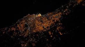 Casablanca - Thomas Pesquet - ISS
