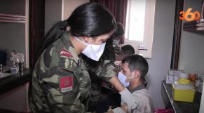 Agadir - Vaccination - FAR - Covid