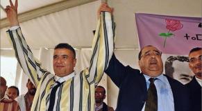 Abdelwahab Belfqih et Driss Lachgar
