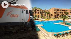cover: ONCF/ONMT:des prix avantageux pour les trains afin de doper le tourisme
