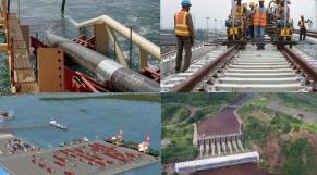 Gazoduc Nigeria-Maroc, corridor Lapsset et Grand Inga… Des projets continentaux, intégrateurs et structurants
