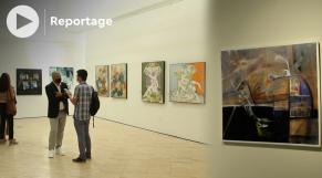 Cover Vidéo - Le Musée Mohammed VI abrite une expo inédite de jeunes talents