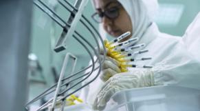 Vaccin fabrication au Maroc