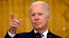 Joe Biden - Président américain - Maison Blanche - Washington