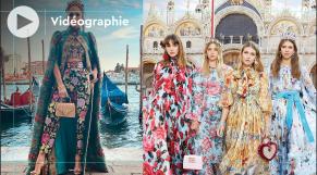 cover: Pluie de stars et spectacle inédit au dernier défilé de Dolce Gabbana à Venise