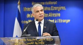 Yaïr Lapid, ministre israélien des Affaires étrangères