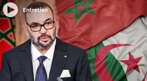 cover يجب على المغرب والجزائر طي صفحة الخلافات لصالح الازدهار والتنمية حسب محلل سياسي