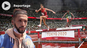 cover Réactions à chaud des marocains sur le sacre olympique de Soufiane El Bakkali