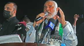 Ismaïl Haniyeh - Hamas - Gaza - Palestine