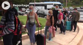 Cover Vidéo -  هكذا استقبلت أكادير حوالي 200 سائح من بولونيا