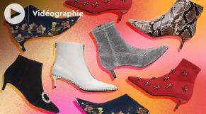 Cover Vidéo - Les 6 paires de bottes à ressortir du placard pour suivre la tendance de l'automne