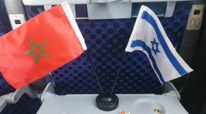 Délégation israélienne - Yair Lapid - Rabat-Salé