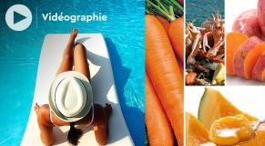 cover: Les 10 aliments à consommer pour entretenir son bronzage