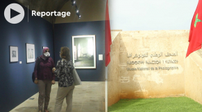 Cover_Vidéo: Une exposition sur la photographie contemporaine marocaine au fort Rottembourg de Rabat