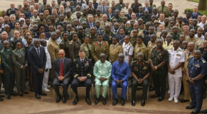 symposium - Africa Endeavor - Ghana - AFRICOM