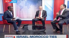 israel maroc