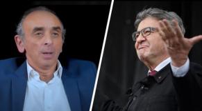 Eric Zemmour vs Jean-Luc Mélenchon