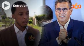 cover - gouvernement Akhannouch - politologue - pronostics - Redouan Amimi