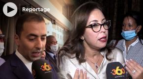 Rabat - Election Maire de Rabat - Wilaya de Rabat - Hassan Lachgar, USFP -  Asmaa Rhlalou, RNI -