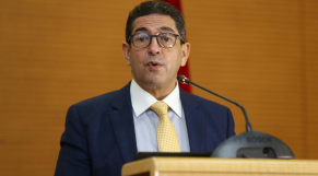 Saaïd Amzazi, ministre de l'Education nationale et de l'enseignement supérieur