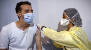 Covid-19 - vaccination - vaccin - vaccinodrome Errahma