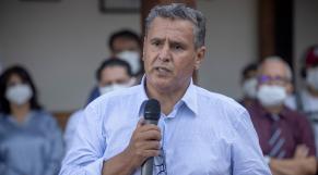 Aziz Akhannouch - élections - meeting - chef du gouvernement - Rabat - Kasbah des Oudayas