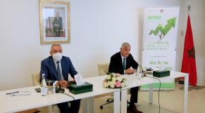 AMEE - «War Room Green Economy» - promotion des projets verts - Moulay Hafid Elalamy - Saïd Mouline