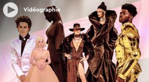 cover: Déjanté, politiquement incorrect et glamour, le tapis rouge du Met Gala a tenu ses promesses