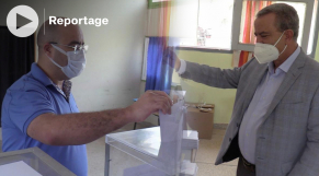 cover - élections 2021 - bureaux de vote - scrutin - Oujda
