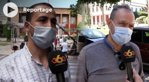 Cover - élections 2021 - Rabat - réactions défaite du PJD