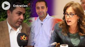 cover - Mohamed Bouden - politologue - élection maire Rabat