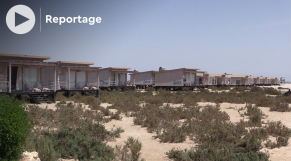 La Sarga - Dakhla - Village de pêcheurs - Tourisme - Océan Atlantique - Sahara marocain