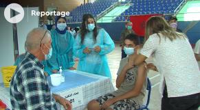 Vaccination - 12-17 ans - Oujda - Covid-19 - Coronavirus -
