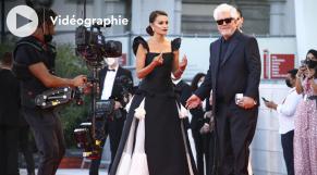 Cover_Vidéo: Vidéographie. Mostra de Venise 2021 les plus beaux looks de stars sur le tapis rouge