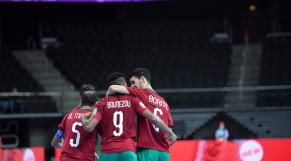 Maroc Futsal Joie