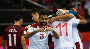 Maroc Venezuela Futsal