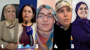 Photomontage. Les listes régionales (féminines) ont sauvé la face au PJD