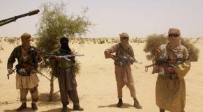 Groupes armés au Mali