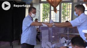 cover - élections 2021 - Hamid Chabat - vote