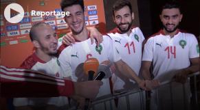 Cover_Vidéos. Mondial de futsal: la joie des Lions de l'Atlas après leur qualification historique