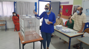 Elections 2021 - Tanger-Asilah - Vote - Electeurs - 8 septembre 2021