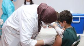 Vaccination - Covid - Coronavirus - adolescents - enfants