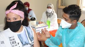 Coronavirus - Vaccination 12-17 - Adolescents - Oriental