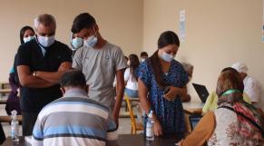 Coronavirus - 12-17 ans - Vaccination - Centres de vaccination - Oujda - Covid-19