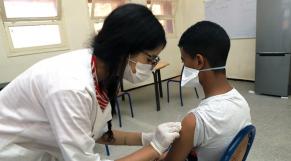 Vaccin - Covid-19 - vaccination des 12-17 ans