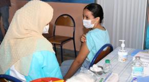 Vaccination - Covid-19 - coronavirus - adolescents - Casablanca
