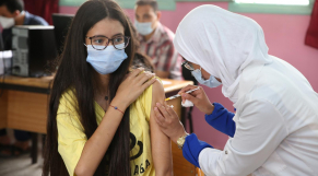 Vaccin - Covid-19 - 12-17 ans - Coronavirus - Fès