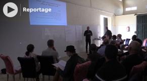 cover - rationalisation de l'exploitation des eaux souterraines - Sefrou  - agriculteurs - formation