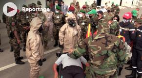 cover vidéo الجيش المغربي ونظيره الأمريكي يجري مناورات لتدبير الكوارث بالقصر الصغير